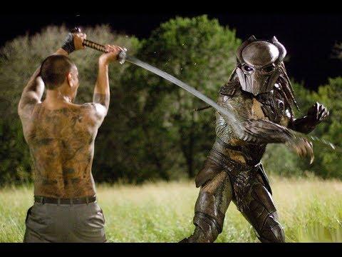 Честный бой якудзы и хищника | Хищники  (2010)