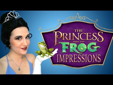 Download Disney's The Princess And The Frog Impressions - Madi2theMax Mp4 HD Video and MP3