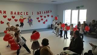 Taniec Nagietek!