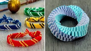 10 Easy DIY Friendship Bracelets And Accessories