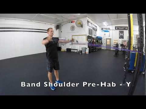 Band Shoulder Pre-Has - Y