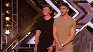 ITG: Simon Said NO to These Brothers, But They Said THANK YOU - The X Factor UK 2017