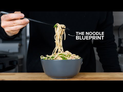 A Master Guide for Preparing All Kinds of Noodle Dishes