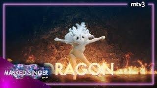 DRAGON - BEIBI | MASKED SINGER SUOMI | MTV3