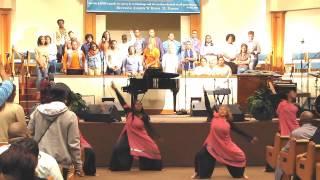 High Praise Dance Ministry GOD Blocked it Kurt Carr