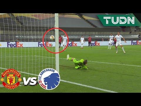 ¡POSTE! Fernandes soltó un bombazo | Man United 0-0 Kobenhavn | Europa League 2020 – 4tos final | TU