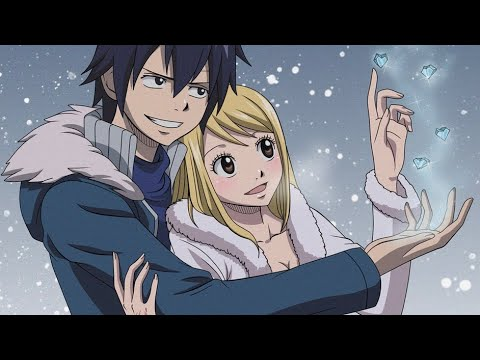 Fairy Tail Episode 286 - Gray Kisses Lucy! 2018 New Anime