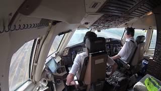 Посадка 767 в Астане