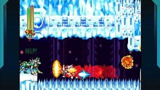 Megaman X6 100% (Zero) No Damage Completion Run