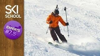 Expert Ski Lessons #7.5 - Skiing Steeps