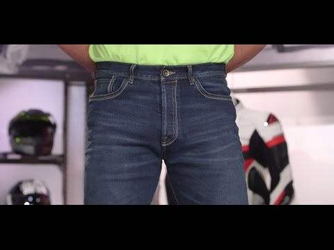 Rokker Rokkertech Jeans Review at RevZilla.com