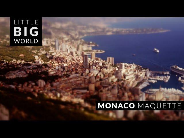 """تصوير رائع بتقنية الـ""""تايم لابس"""" لموناكو"""