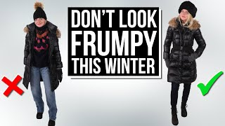 Don't Look FRUMPY This Winter 2020 – Look Fashionable and Sleek Instead! (Puffer Jackets, Snow Boots