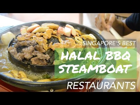 The Best Halal BBQ Steamboat Restaurants in Singapore