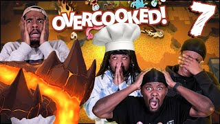 If You Can't Take The Heat... Get Out The Kitchen! (Overcooked Story Ep.7)