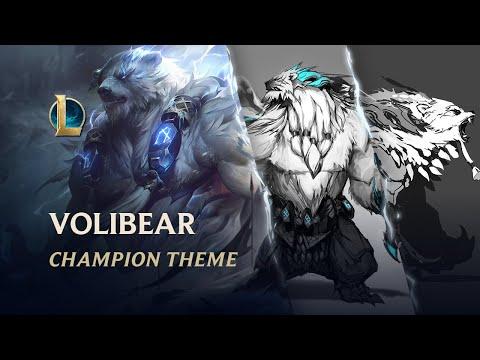 Volibear, The Relentless Storm | Champion Theme - League of Legends