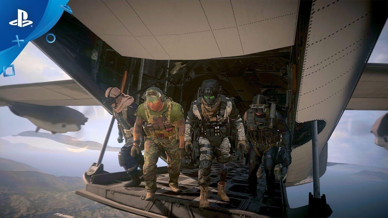 Nuovi contenuti esclusivi* PlayStation per Modern Warfare e Warzone con la Stagione Tre