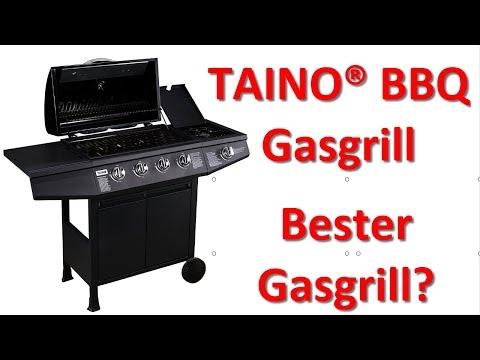 ᐅᐅ】Taino Gasgrill Bbq Grillwagen 4 Tests + Produkt ...