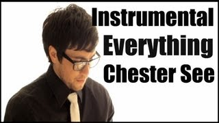 Everything - Chester See - Instrumental with Lyrics Arranged by Wayne Khaw [Musicery]