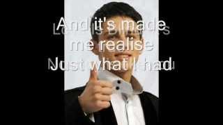 Donny Montell - Love Is Blind Lyrics