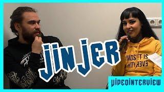 JinJer | Interview | Micro | Ape | Perennial | Tatiana | Eugene | Dong