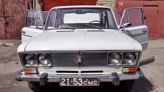 ВАЗ 2106, 1980  все советское.Настоящее ретро.