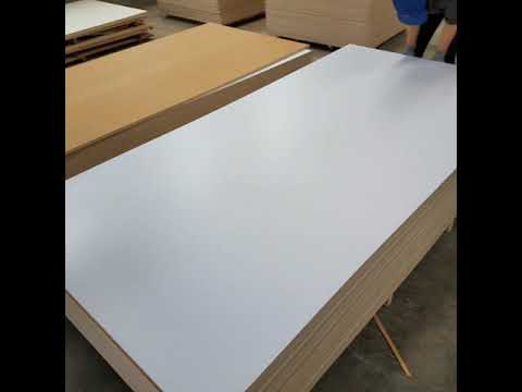 Prelaminated Plywood Board