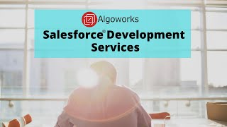 We are the Salesforce Development Company you are looking for!