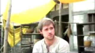 Interview pour Digital Spy (saison 3)