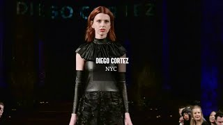 Diego Cortez NYFW FW/19 New York Fashion Week Powered by Art Hearts Fashion