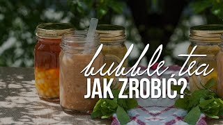Bubble Tea, Jak Zrobić Bubble Tea Przepis. Czajnikowy.pl