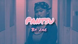 Zae - Pantsu prod. $NPRD (Lyric Video)