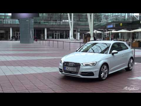 Audi S3 (8V) Teaser: Mit 300 PS durch Bayern
