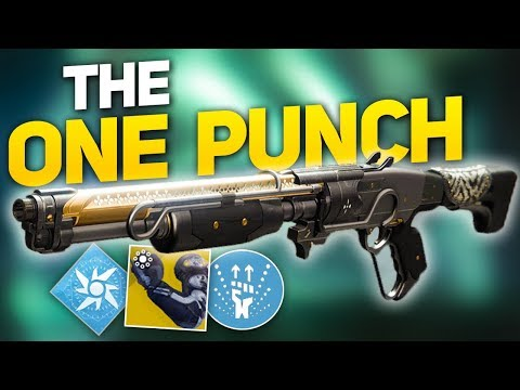 """THE ONE PUNCH"" Liar's Handshake + Last Man Standing - Destiny 2 Build"