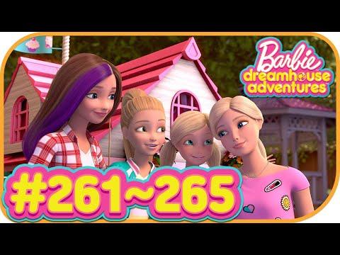 Barbie Dreamhouse Adventures #261~265 | Budge Studios | Simulation game | Pretend Play | HayDay