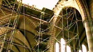 Steigerbouw Petruskerk 1998