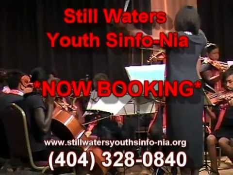 SaletteUSAtv Presents: The Still Waters Youth Sinfo-Nia (Int Orchestra)