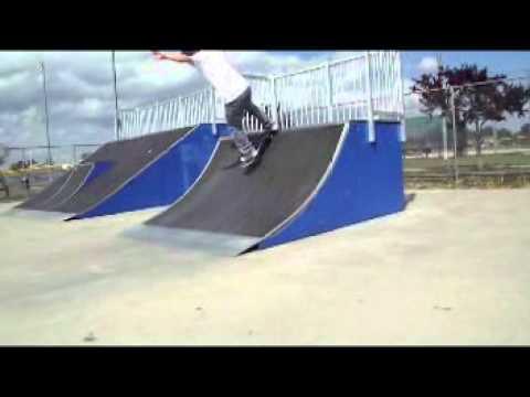 morris skatepark