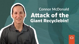 Attack of the Giant Recyclebin!
