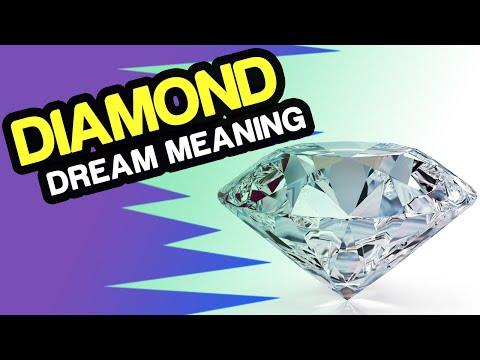 Diamond dream meaning & dream interpretation
