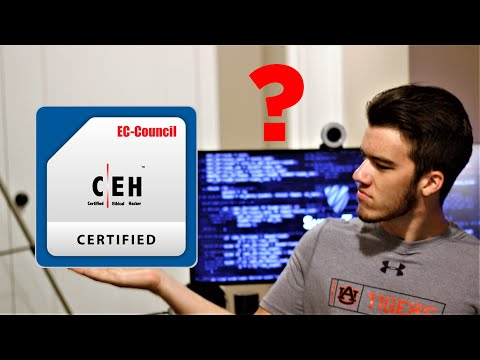 How to Pass the EC-Council Certified Ethical Hacker Exam!! (CEH ...