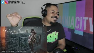 Rod Wave - Rags 2 Riches Ft. Lil Baby & ATR SonSon (Official Audio) REACTION