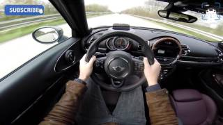 2017 Mini Cooper S - POV Test Drive (no talking, just driving ...