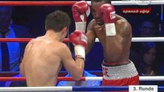 Gennady Golovkin | Anthony Greenidge 2/3