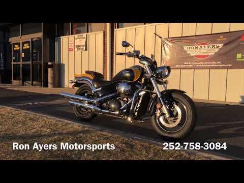 2008 Suzuki Boulevard M50 in Greenville, North Carolina - Video 1