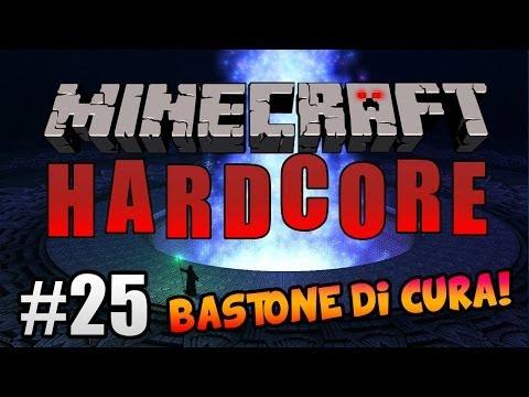Minecraft Hardcore ITA Ep.25 - BASTONE DI CURA!