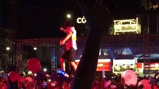 Chạy ngay đi (remix) - Sơn Tùng M-TP live tại lễ hội thời trang Canifa