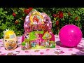 Blind Bag FILLY FAIRY Surprise Egg MINIONS Huge Pink SURPRISE Ball