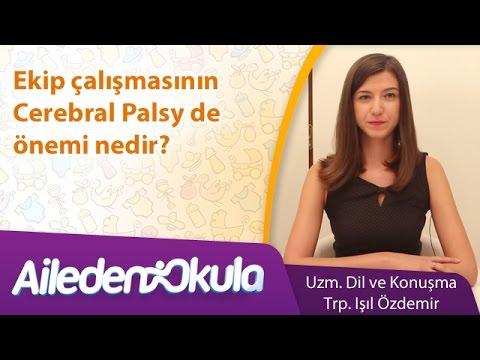 Ekip çalışmasının Cerebral Palsy de önemi nedir?
