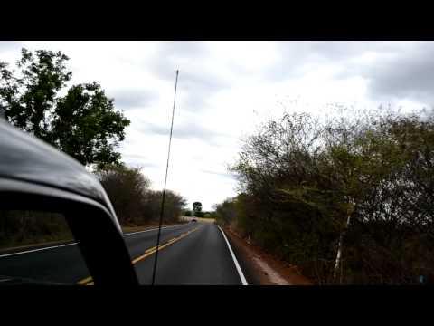 Chegando em Cotegipe BA, estrada da serra novinha.